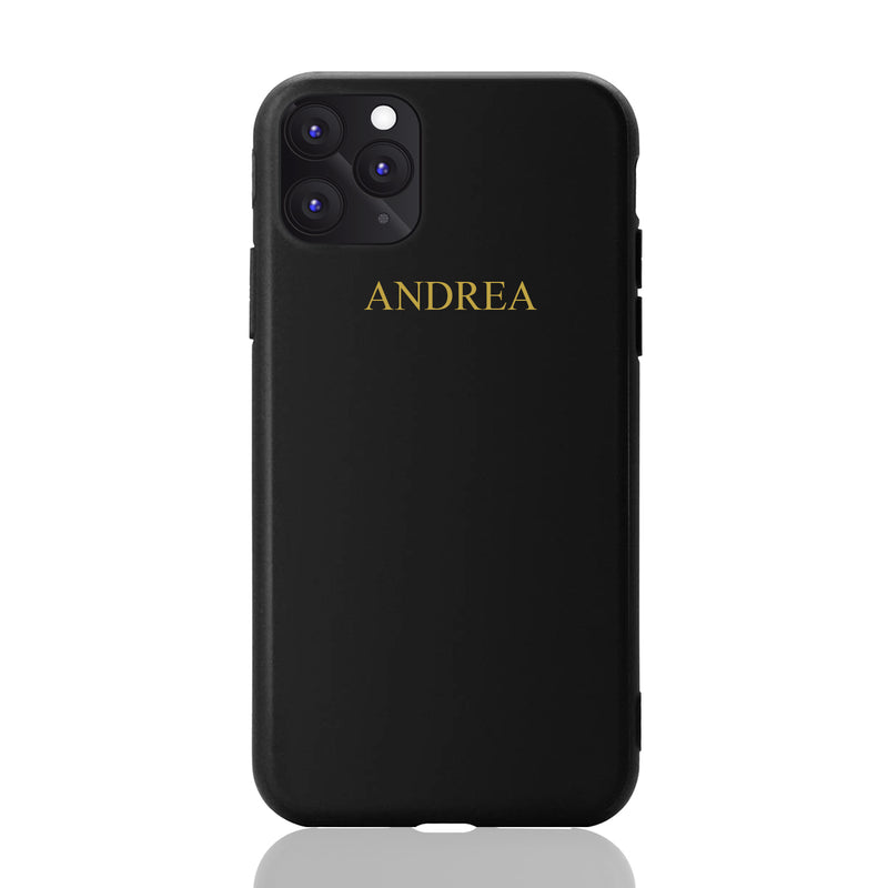 Custom Text Andrea Font Phone Case