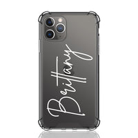 Custom Personalised iPhone Case ~ Brittany Signature Font