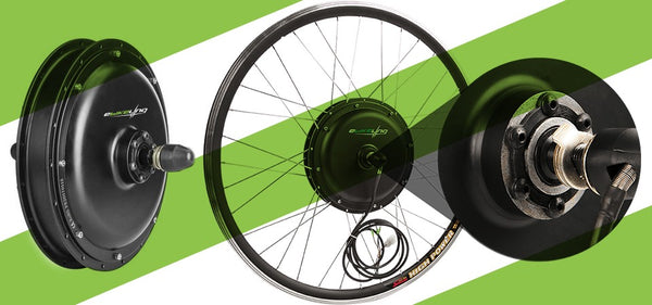 Advantages of hub motors Ebikeling
