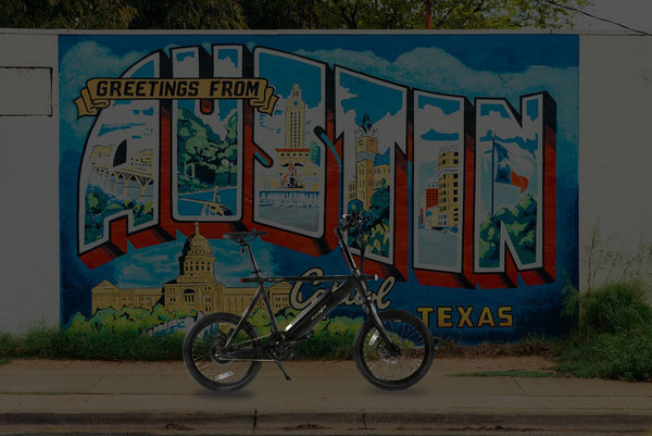 Ebikeling Electric Bicycles  Austin Ebikeling
