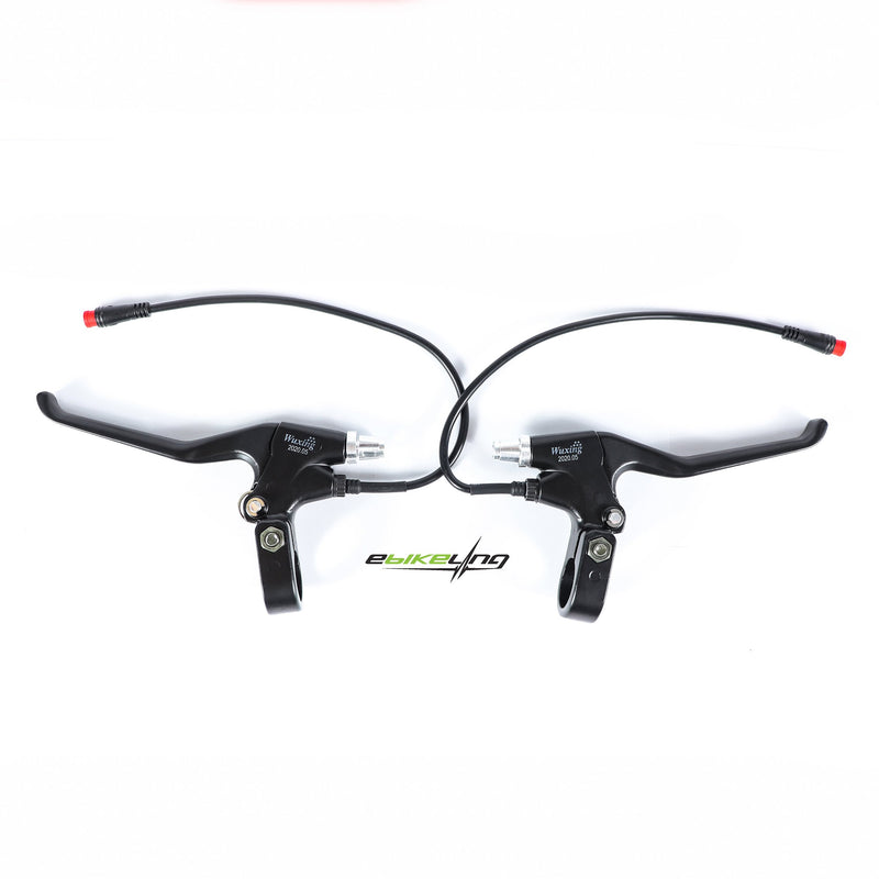 Waterproof Electronic Brake Lever Set for Electric Bicycle Ebikeling