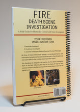 Load image into Gallery viewer, Fire Death Scene Investigation Field Guide
