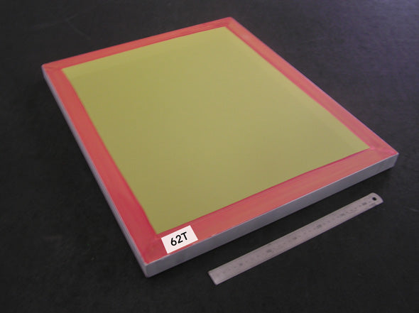 62T Standard Size Finer Mesh uncoated Screen