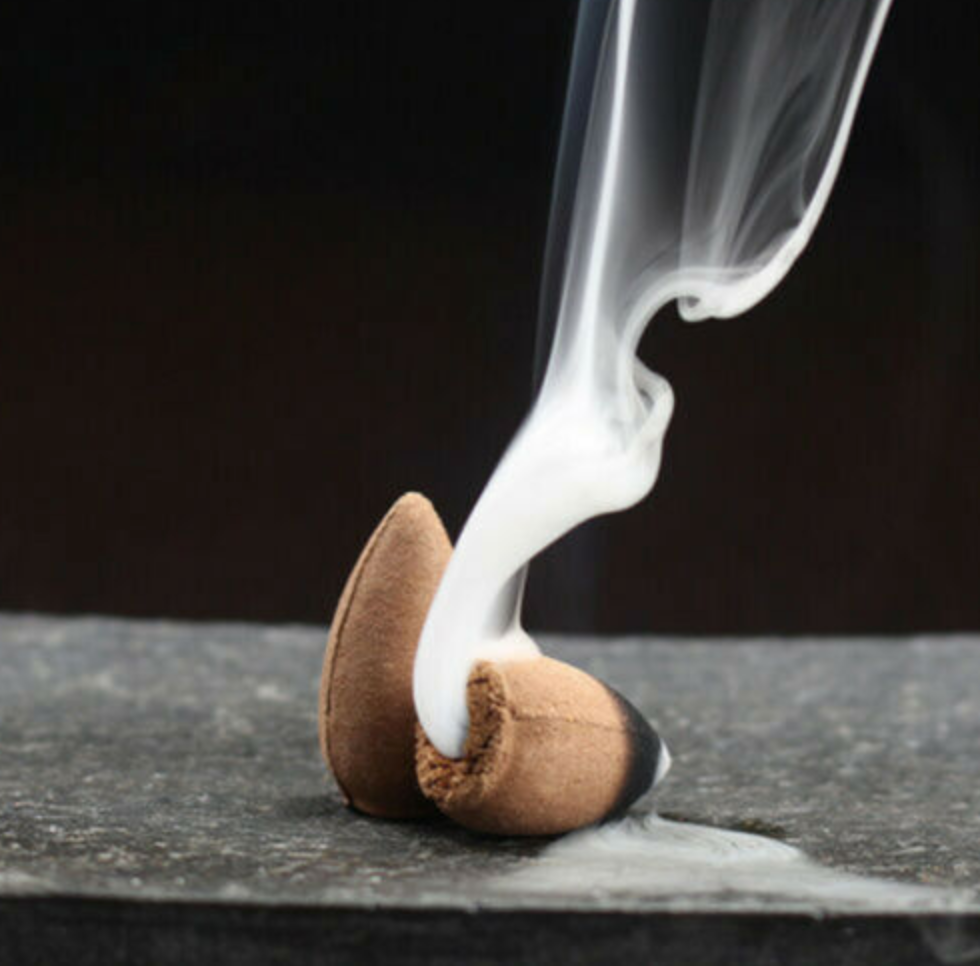 Cascade Backflow Incense Burner - Shanghai Stock