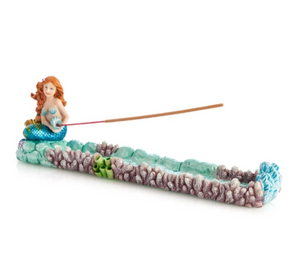Mermaid Stick Incense Burner