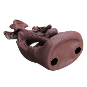 Dragon's Arch Castle Backflow Incense Burner