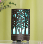 Tree Ultrasonic Aromatherapy Diffuser Electric Air Humidifier 200 ml