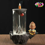 Monkey King Mountain Backflow Incense Burner - Shanghai Stock