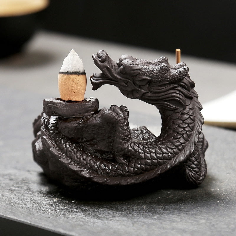 EXPRESS POST - Newcastle Stock - Dragon Backflow Incense Burner