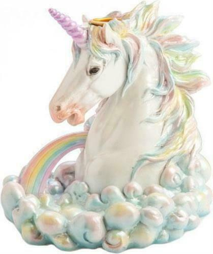 Flying Unicorn Backflow Incense Burner