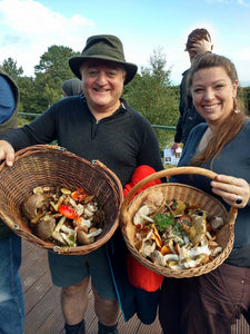 Mushroom Hunt, Small Group  on Wed 23rd September close to Dublin