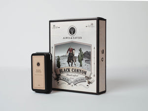 Black Canyon Solid Cologne Perfume