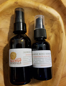 jasmine rose facial serum