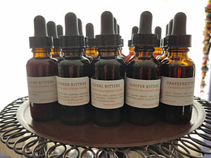 juniper rose bitters