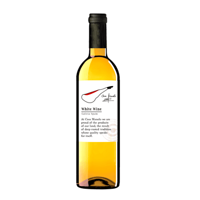 Casa Manolo, Albariño (Limited Edition)