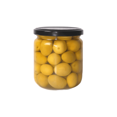 Green Olives Manzanilla With Bone