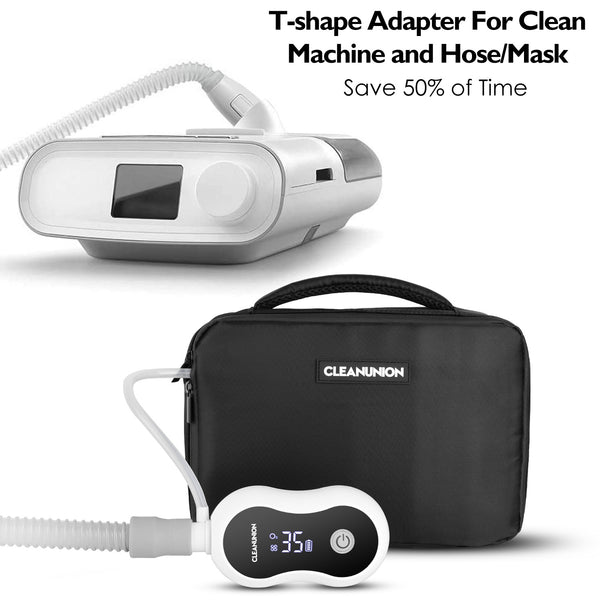 CLEANUNION™ CPAP Cleaner And Sanitiser