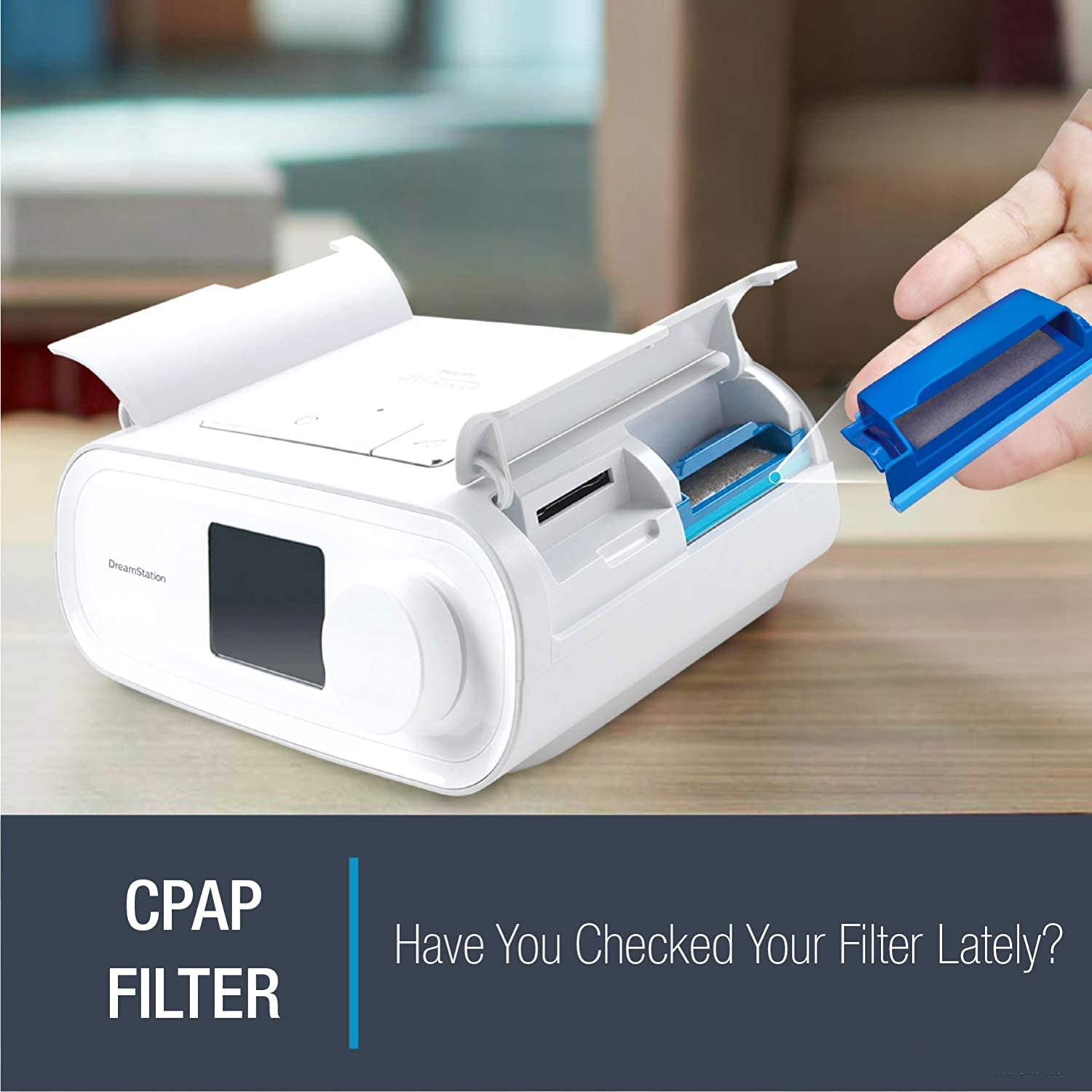 CPAP Filters for Philips Respironics Dreamstation