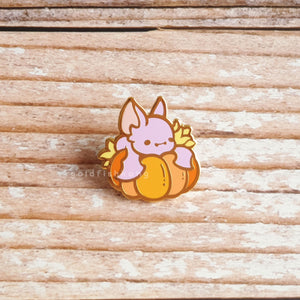 Fruit Gardens Pin: Pumpkin - Goldfishkang