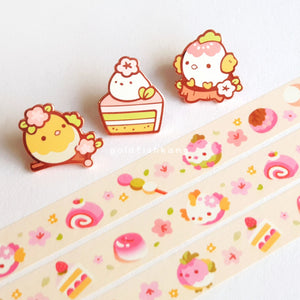 Spring Chickies Value Set - Goldfishkang