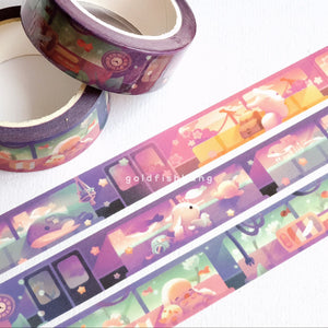LATD Chapter 1: Washi Tape