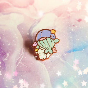 LATD Chapter 1 Enamel Pin: Starfall