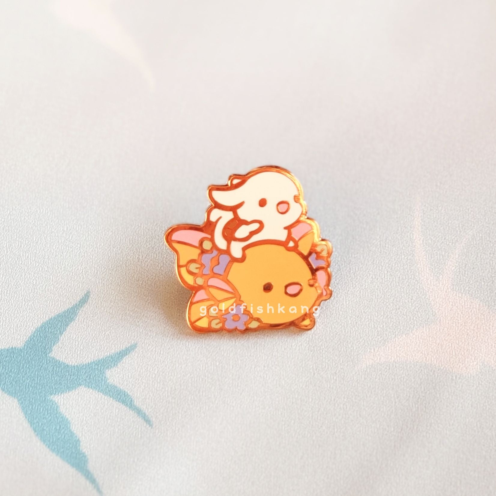 LATD Chapter 1 Enamel Pin: Moonrise