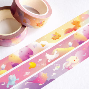 LATD Chapter 3: Washi Tape