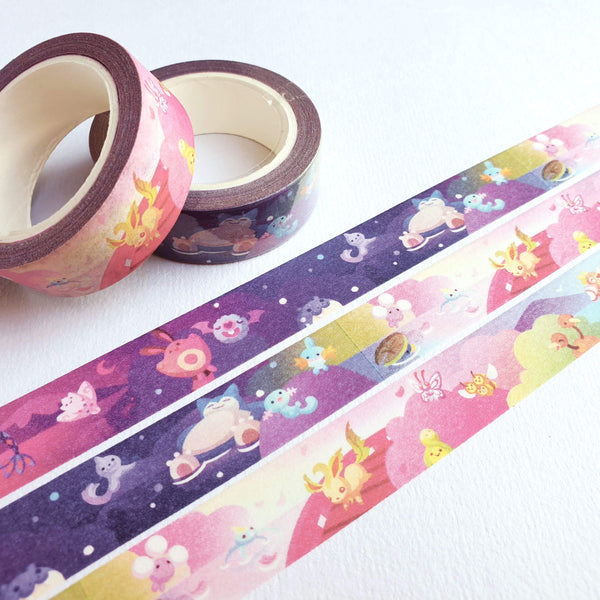 Seasons in Japan: Washi Tape - Goldfishkang