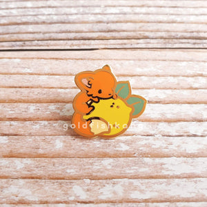 Fruit Gardens Pin: Lemon - Goldfishkang