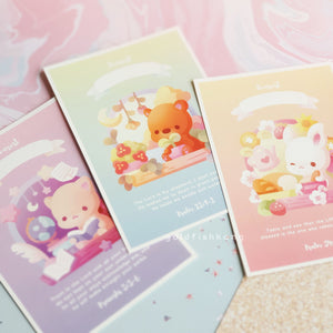 Windowsill Pals Blessing Card Set