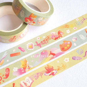 Artsy Fox Family Washi Tape