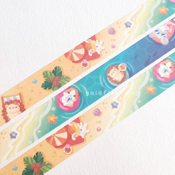 Slice of Summer Washi Tape - Goldfishkang