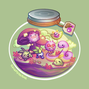 Poketerrariums: Poison - Goldfishkang
