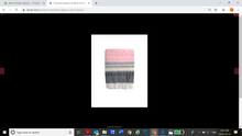 Load image into Gallery viewer, Cherokee Alpaca & Wool Throw