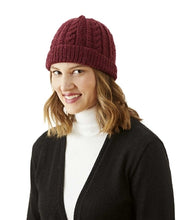 Load image into Gallery viewer, Trenza Cable Handknit  Hat