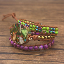 Load image into Gallery viewer, Paris color BOHO Bracelet