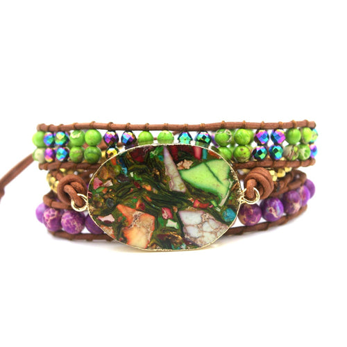 Paris color BOHO Bracelet