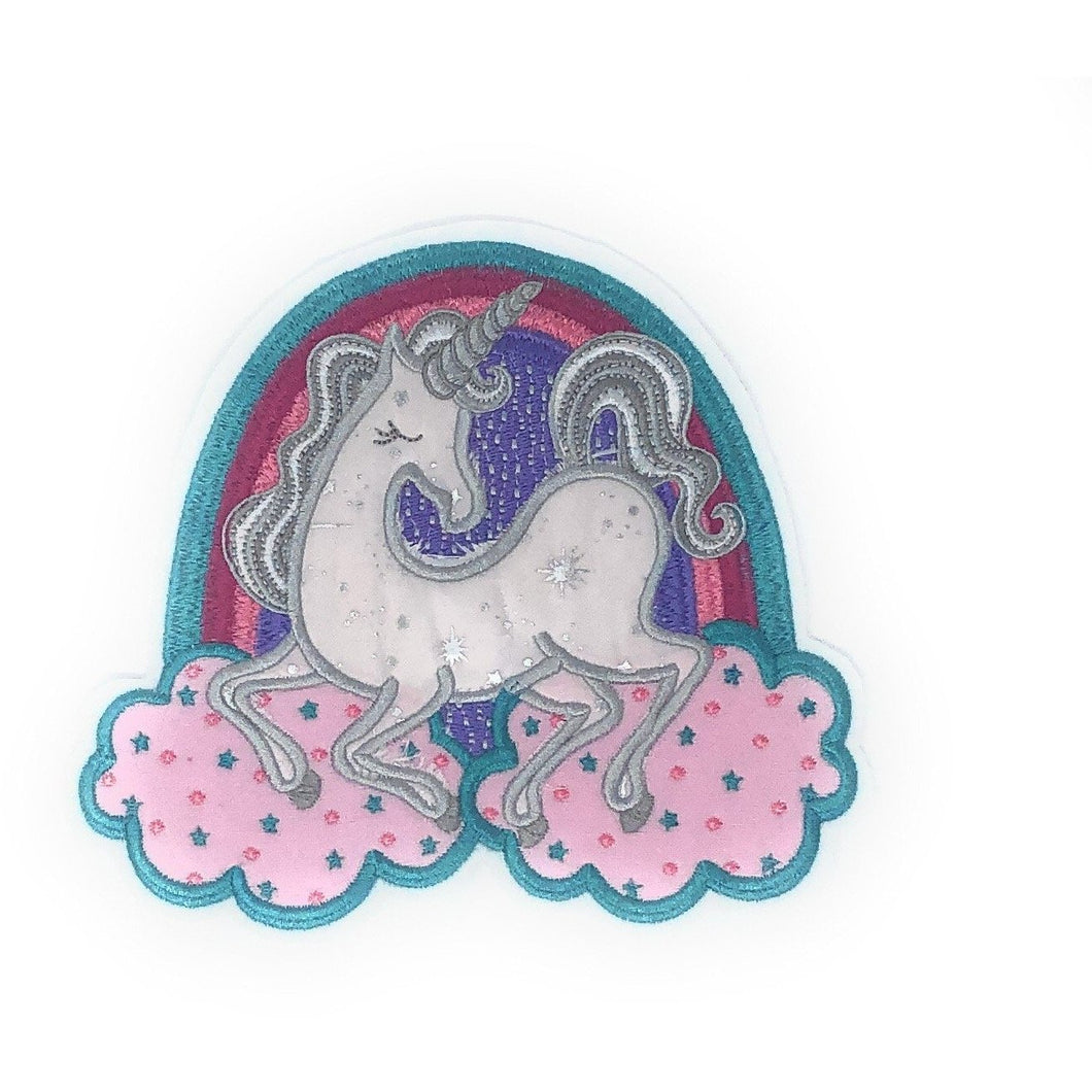 Patches - Unicorn Embroidered Patch