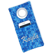 Phone Holder - Personalized Cell Phone Holder, Water Ripple
