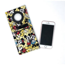 Phone Holder - Personalized Yellow Mickey Phone Holder