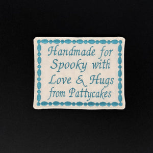 Quilt Labels - Handmade For Custom Label