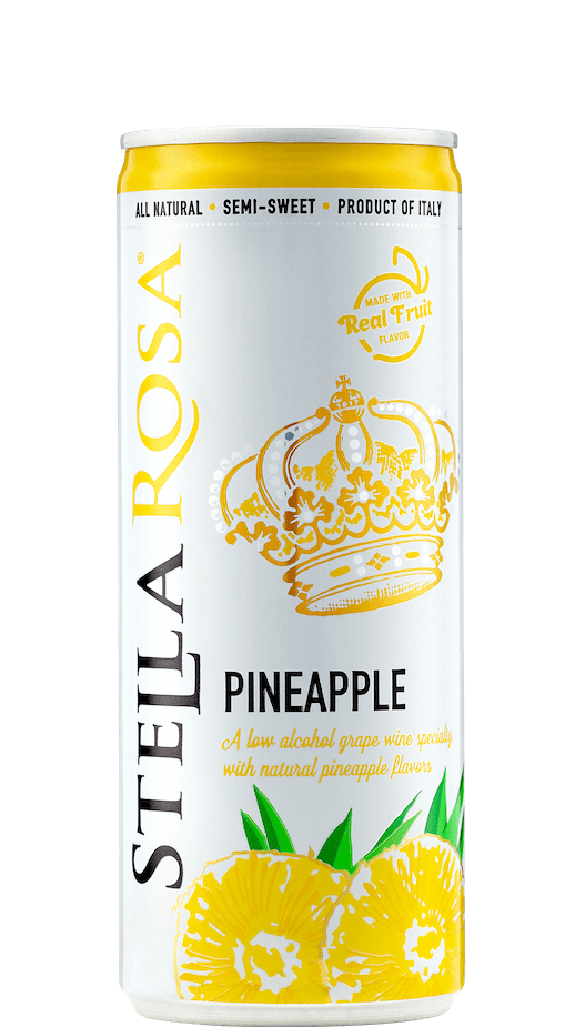 Stella Rosa Pineapple Cans 250ml