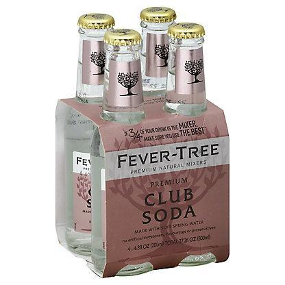 Fever-Tree Club Soda Water 4pk
