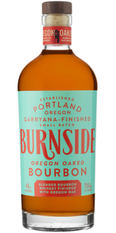 Burnside Oregon Oaked Bourbon 92 Proof 750ml