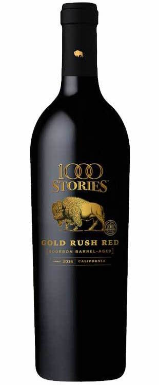 1000 Stories Gold Rush Red Blend 2016 750ml