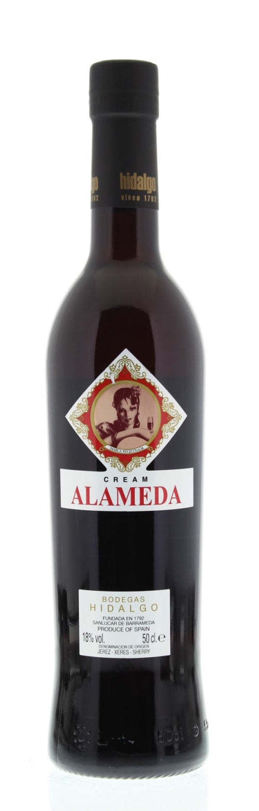 Hidalgo Alameda Cream 500ml
