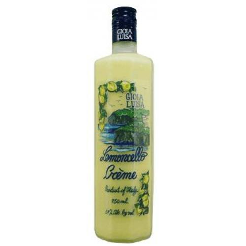 Gioia Cream Lemoncello 750ml