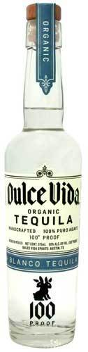 Dulce Vida Tequila Blanco 100 Proof 750ml