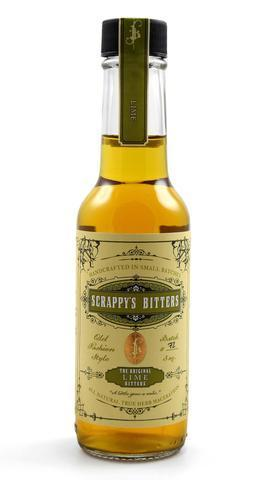 Scrappy's Lime Bitters 100ml